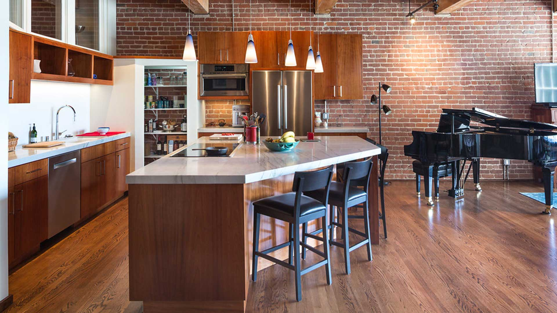 San Francisco Marin County and San Francisco Kitchen Remodeling
