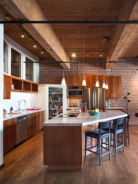 San Francisco Kitchen Remodeling.
